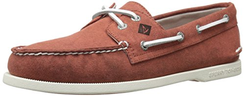 Canvas eye Scarpe Barca red Top Sperry rosso Da Rosso sidera 2 o Uomo Iw1WqXO