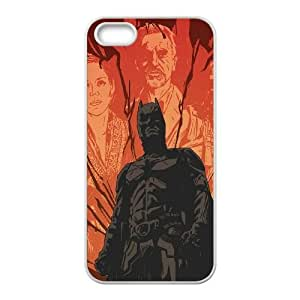Batman Comics iPhone 5 5s Cell Phone Case White DIY GIFT pp001_8055335