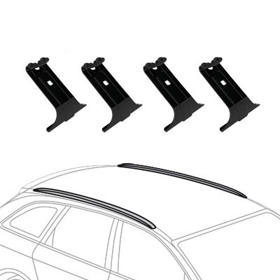Dachtr/äger NORDRIVE SNAP STEEL f/ür Seat Ibiza ST 6J//6P 06//2010-07//2016 - Max Abschlie/ßbar 100 Kg