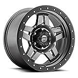 fuel anza wheels - Fuel Offroad D558 Anza 17x8.5 5x114.3 -6mm Anthracite Wheel Rim