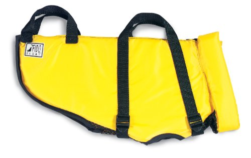 PetSafe Fido Float Water Safety Vest for Dogs, X-Small, Yellow
