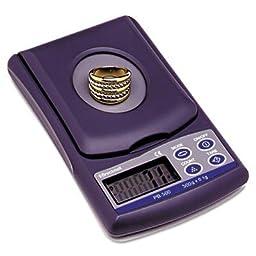 Salter-Brecknell PB500 Pocket Balance with LCD Display, 3\