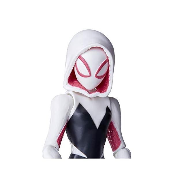 """41d8I2AunKL Spider-Man Into The Spider-Verse 6"""" Spider-Gwen Figure"""