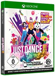Ubisoft Just Dance 2019 Xbox One USK: 0: Amazon.es: Videojuegos