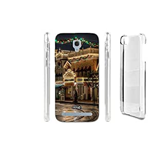 FUNDA CARCASA NATALE IN CITTA' PARA ALCATEL ONETOUCH IDOL 2 MINI