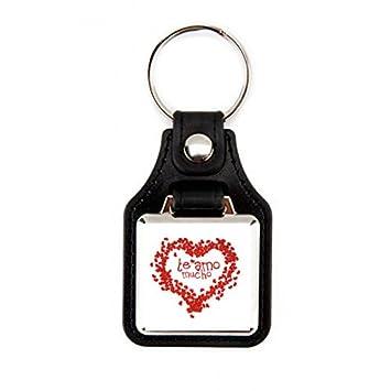 Llavero San Valentín | Llavero romántico Fabricado en ...