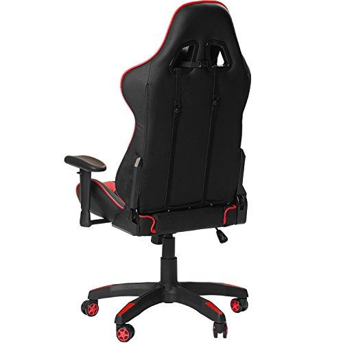 Merax Gaming Chair High Back puter Chair Ergonomic