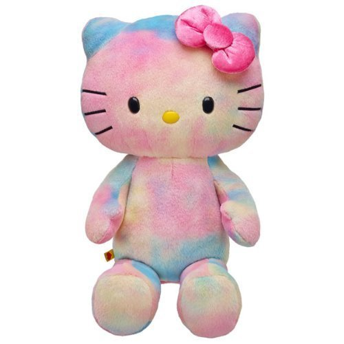 7a4a859e2 free shipping Build a Bear Workshop, Watercolor Hello Kitty© Stuffed Animal,  18 in