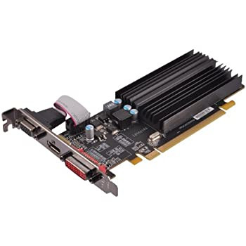 XFX AMD Radeon HD 5450 1GB GDDR3 VGA/DVI/HDMI Low Profile PCI-Express Video Card ONXFX1PLS2