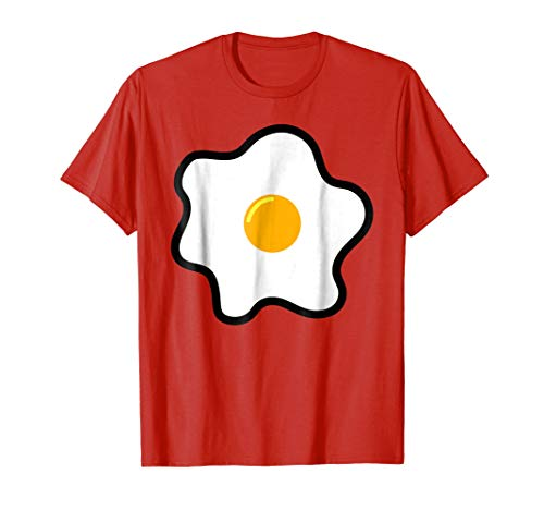 Fried Egg Shirt, Fried Egg Costume