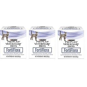 Purina Fortiflora Cat Nutritional Supplement (3 Pack) 30 Sachets Each 4