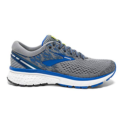 11 Silver M Brooks Men Wide 12 Blue Grey Ghost 4E Extra US qRfwxRE8