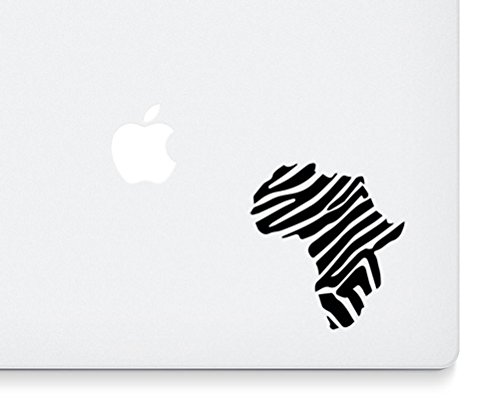 - Africa Stripes - Vinyl Decal - Car Truck Laptop - SELECT SIZE