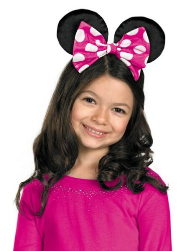 Minnie Mouse Bowtique - One Size Child -