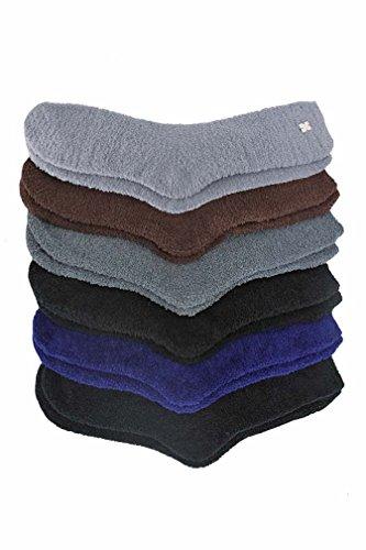 Womens Fuzzy Socks - 8