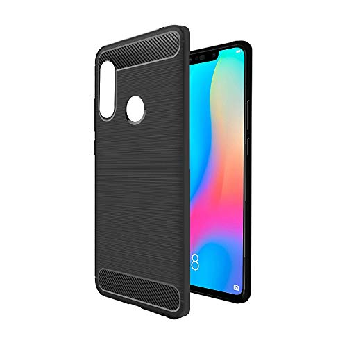 Amazon Brand – Solimo Protective Mobile Cover (Soft & Flexible Back Case) for Huawei Nova Pro (Black)