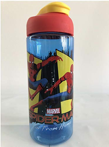 (D&D Products Spider-Man Water Bottles)