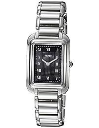 Fendi Women's 'Classico Rect' Swiss Quartz Stainless Steel Dress Watch, Color:Silver-Toned (Model: F701031000)