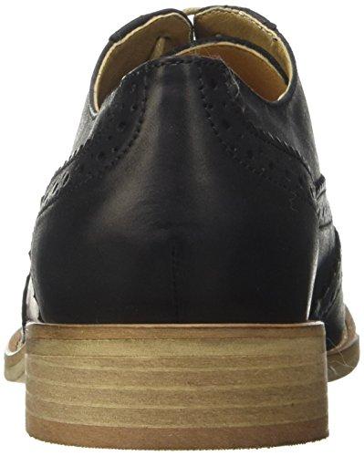 5246482 Oxford Mujer de negro Cordones BATA Zapatos para dUn14xcFa