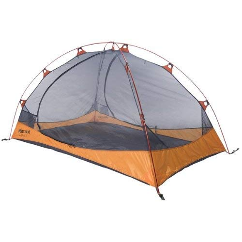 - Marmot Ajax 2 Tent - 2-Person, 3-Season - PALE PUMPKIN/TERRACOTTA