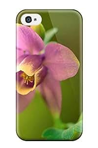 linJUN FENGNew Arrival Narcissus Flower EsJwAwg4072SALfk Case Cover/ 4/4s Iphone Case
