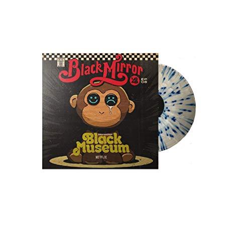 Price comparison product image Black Mirror: Black Museum 2XLP (Pain Helmet Splatter) [vinyl] Cristobal Tapia De Veer