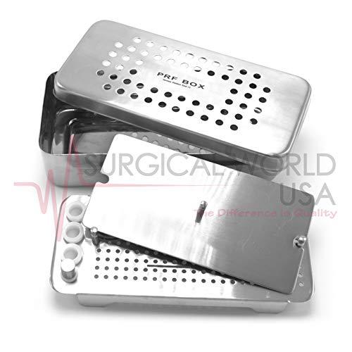 PRF & GRF Box System Platelet Rich Fibrin Dental Implant Membrane Box by Surgical World USA (Image #2)