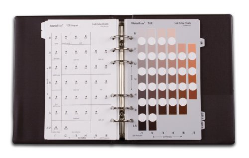 X-Rite Munsell, Soil Book Of Color (M50215B) - Wetland Tools