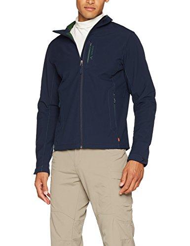 VAUDE Men's Cyclone IV Jacket, Eclipse, Small from VAUDE
