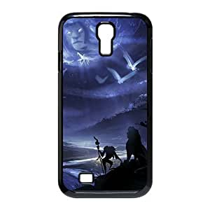 Hard Shell Case Cover For Samsung Galaxy S4 i9500 with Lion King Fashion Style UN026041