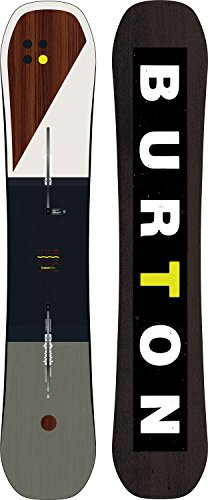 Custom Snowboard Rocker (Burton Custom Wide Snowboard Sz 162cm (W))