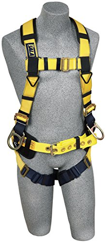 Belt Ironworkers (Capital Safety 1106452 Delta Iron Worker Harness, X-Large)