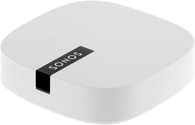 Sonos Boost amplificador de wifi con tres antenas para una mayor cobertura - repetidor de red inalámbrico para una transmisión sin interferencias, ...