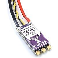 Flycolor X-Cross Blheli_32 50A 3-6S ARM 32bit DSHOT1200 Brushless ESC for FPV RC Models Multicopter Frame Motor