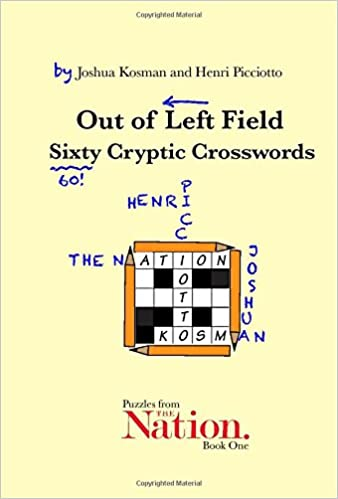 !!FREE!! Out Of Left Field: Sixty Cryptic Crosswords. soporte boost Brown initial reizen Twitter means araya