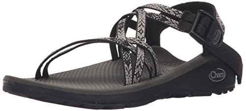 Chaco Women's Zcloud X Sport Sandal, Kemba Black, 9 M US by Chaco