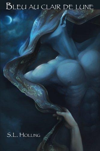 Bleu Au Clair De Lune (French - Clair Bleu