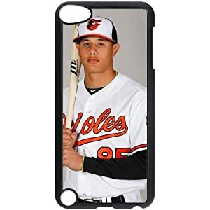 MLB IPod Touch 5 Black Baltimore Orioles cell phone cases&Gift Holiday&Christmas Gifts NADL7B8826571