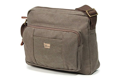 TRP0234 Troop London Classico Tela Borsa A Tracolla