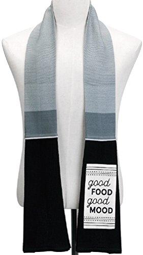 Kitchen Boa Towel - Good Food, Good Mood by Kitchen Boa