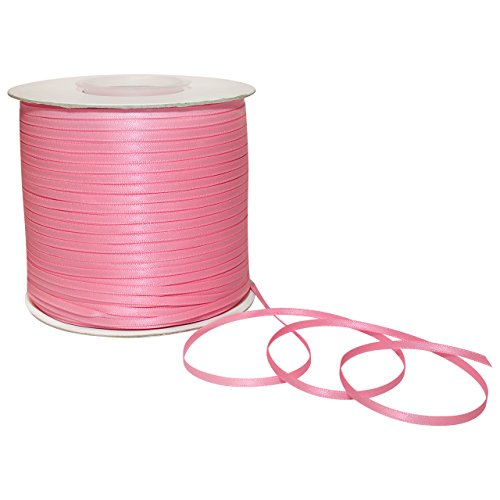 Morex Ribbon 08803/500-155 Polyester Double Face Satin, 1/8