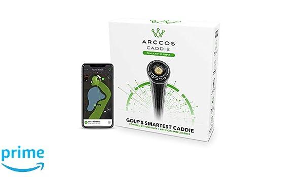 Arccos - Juego de empuñaduras Inteligentes para Golf: Amazon ...