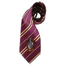 Harry Potter Necktie - Gryffindor, Slytherin or Ravenclaw - 100% Silk