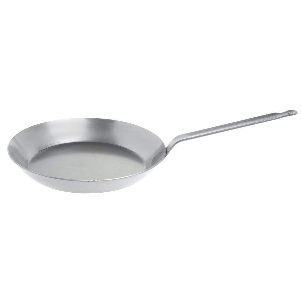 Matfer Black Steel Fry Pan - 9 1/2'' Dia