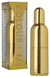 Colour Me Homme Gold 90ml Eau de Toilette
