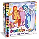 : Doodlebops Get on the Bus Board Game