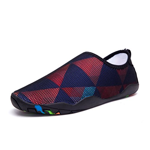bk Barefoot for Boating Skin Surf Shoes Skw1003 Mens Shoes Water Snorkeling Skysun Lake Aqua Quick Swim 1 Rd Womens Drying Water Yoga Beach I4nq1
