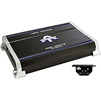 Autotek 4000 Watt Mono Amplifier Class D 1 Ohm Monoblock Car Amp | MMA4000.1D