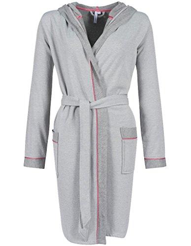 Pastunette 7062-356-9-953 Women's Robe Nachtgewand in Grau