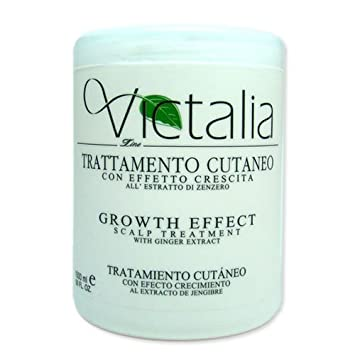 Victalia Growth Effect Scalp Treatment with Ginger Extract 50oz